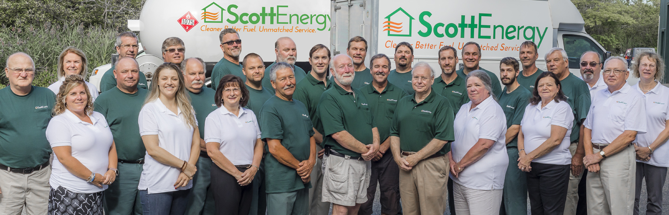 SCOTT ENERGY CO TEAM