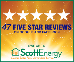 Scott Energy offers the best customer service on the North Shore, making them the highest rated home heating oil and propane company in the area.