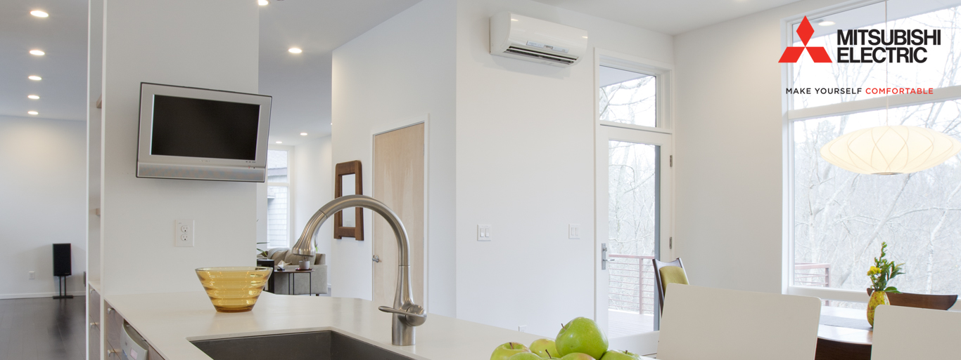 Mitsubishi Electric Ductless Cooling